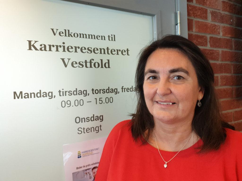 Åpningstider Karrieresenteret i Vestfold