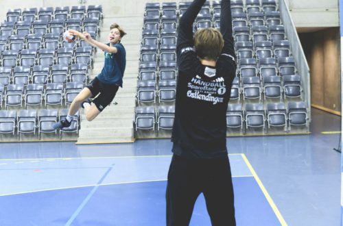 Starter ny håndball-linje i samarbeid med landslagstreneren