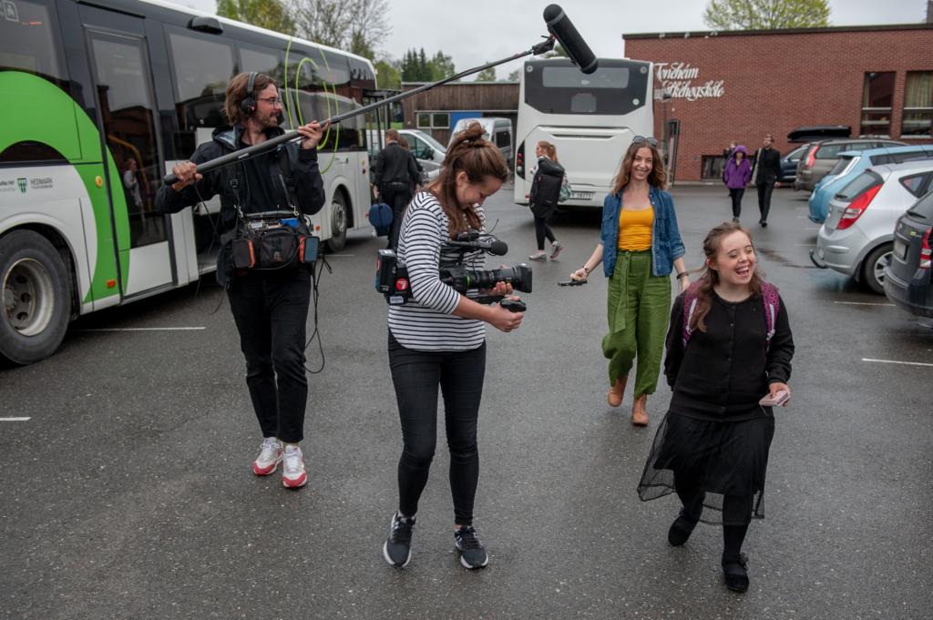 filmteam Toneheim folkehøgskole