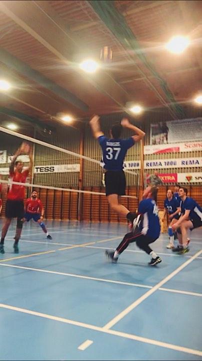 volleyballkamp Namsos