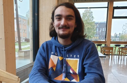 IT-student: - Folkehøgskoleåret mitt styrket utdanningsvalget