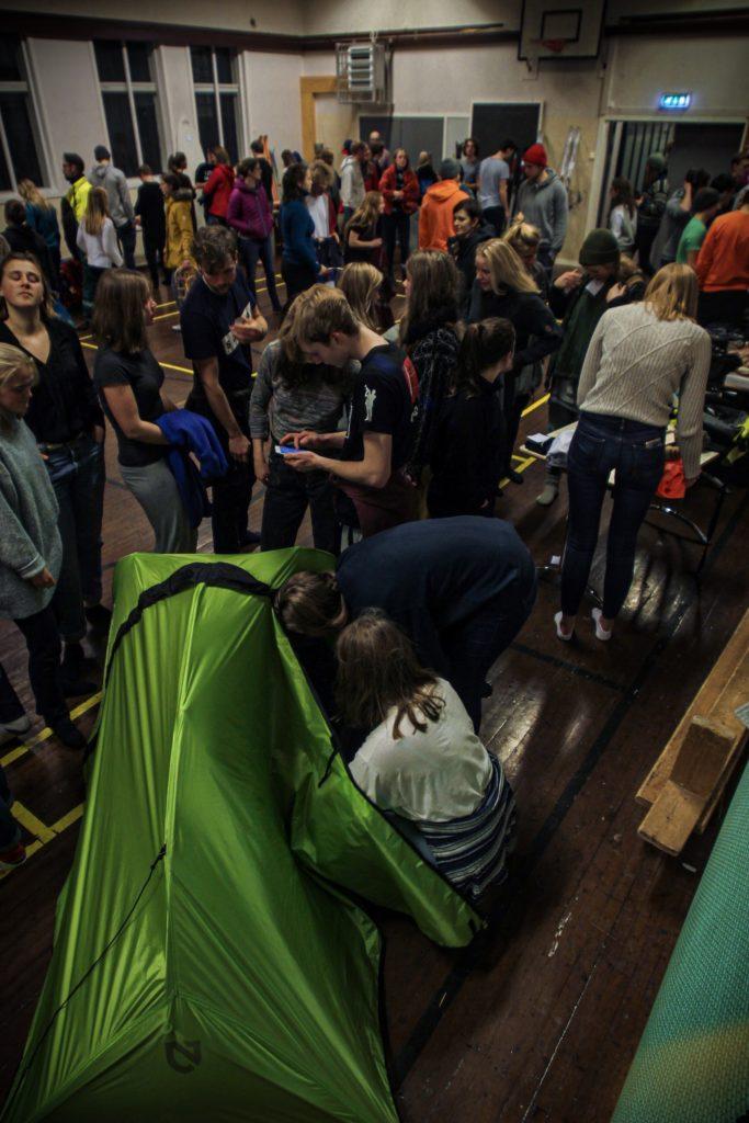 Bruktmarked Lofoten folkehøgskole
