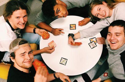 Her er de mest fornøyde ungdommene