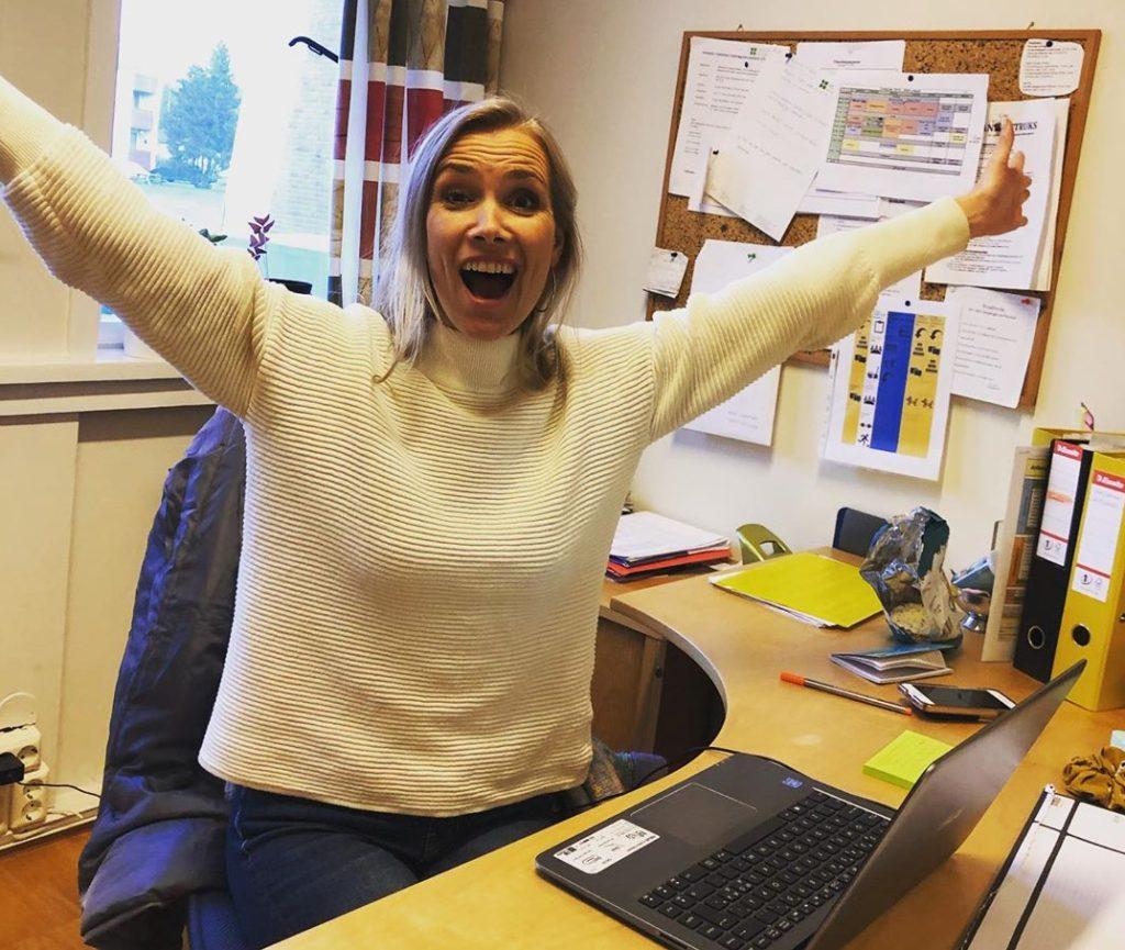 Oslofjord folkehøgskole er fornøyd med de mange søknadene de har fått