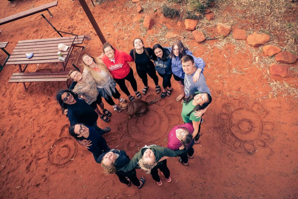 klassebilde Australia Ålesund folkehøgskole