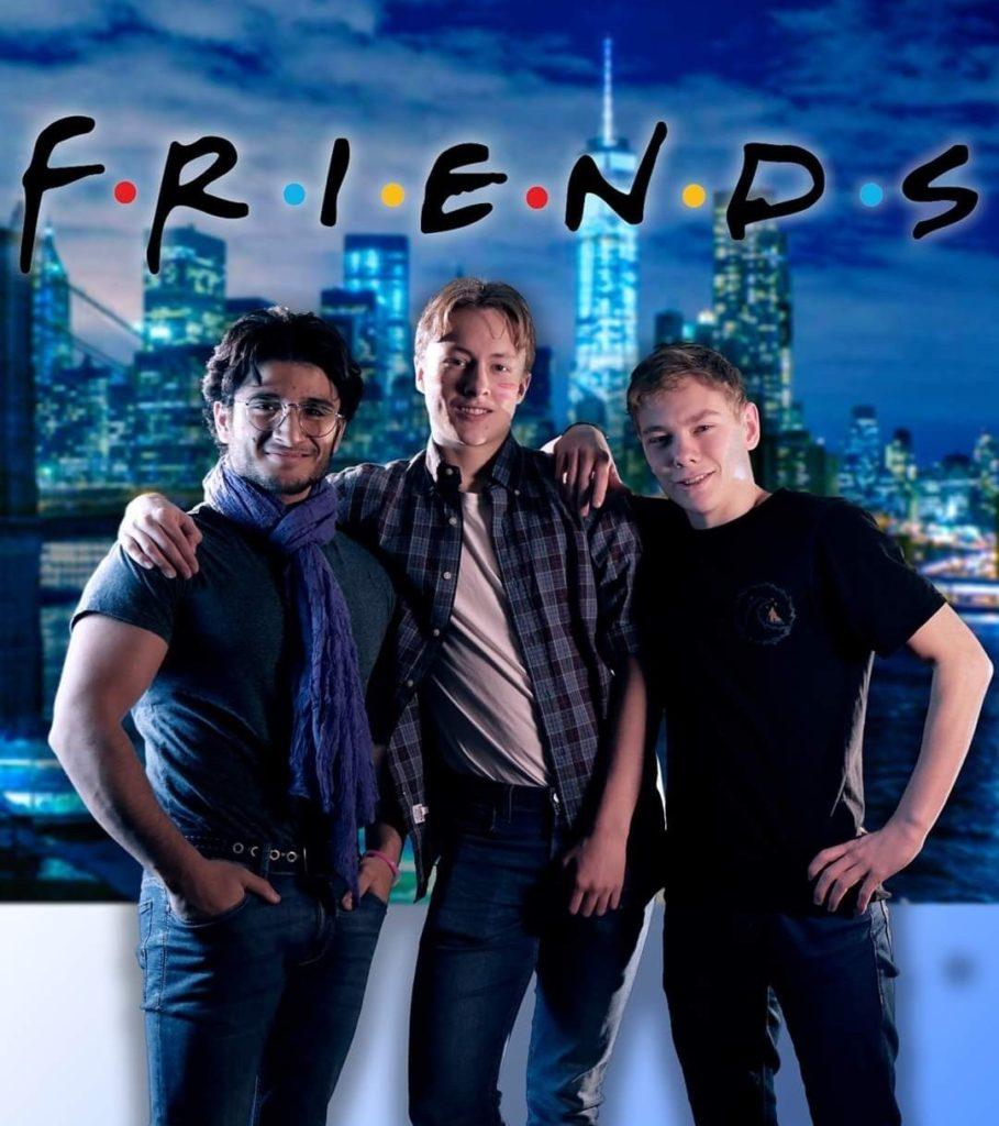 Friends gutter Vefsn folkehøgskole