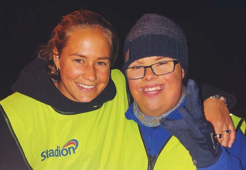 Stipendiat og elev ved Risøy folkehøgskole
