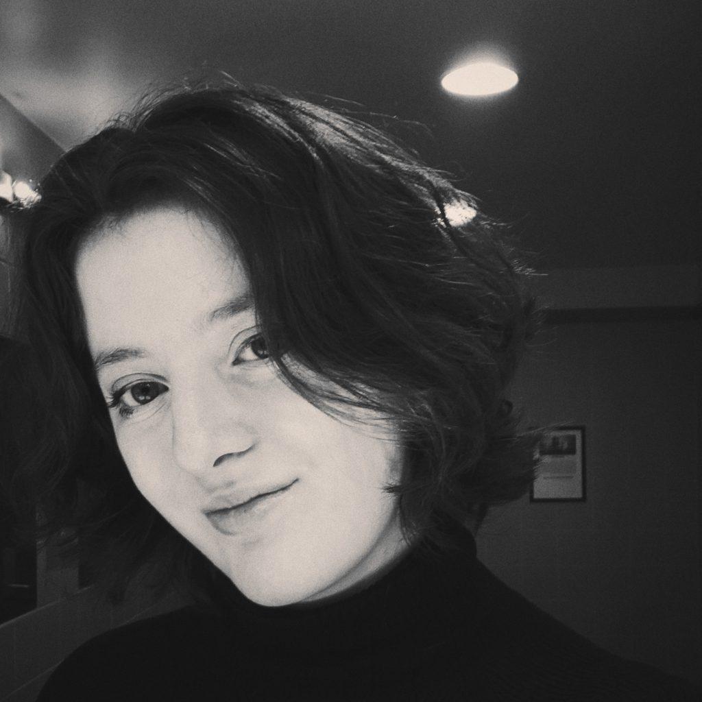 Portrett Martine Sagmyr Selle