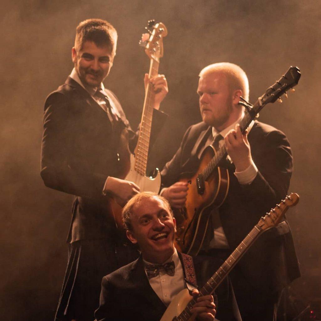 Jazz og storband er en svært populær linje på norske folkehøgskoler. Bilde: Musikkfolkehøgskolen Viken