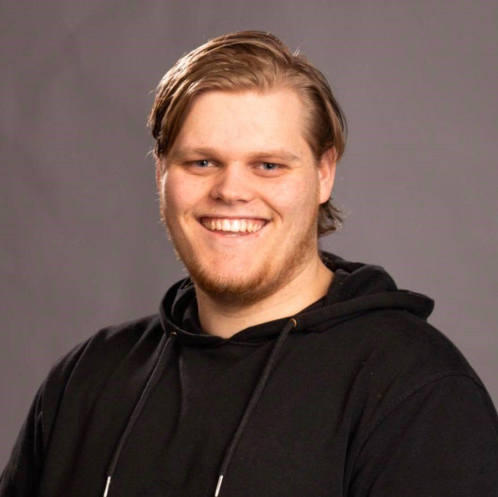 Håkon André Fevang portrett