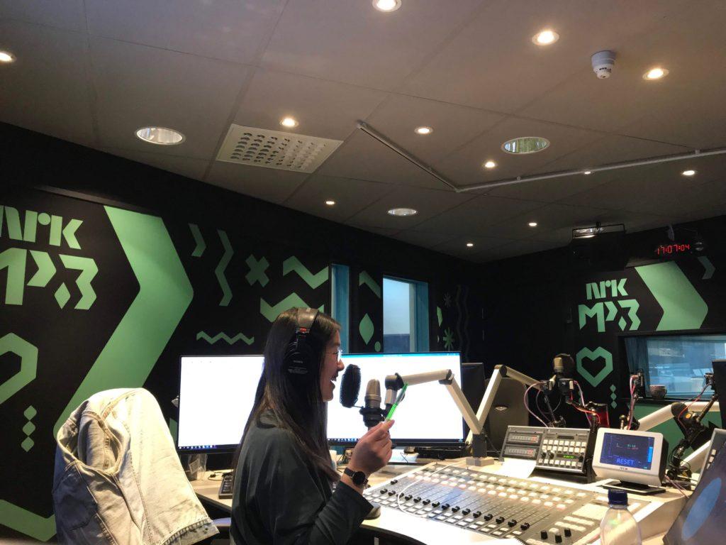 Nora i studio, NRK mP3