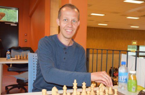 Stormester i sjakk blir folkehøgskolelærer